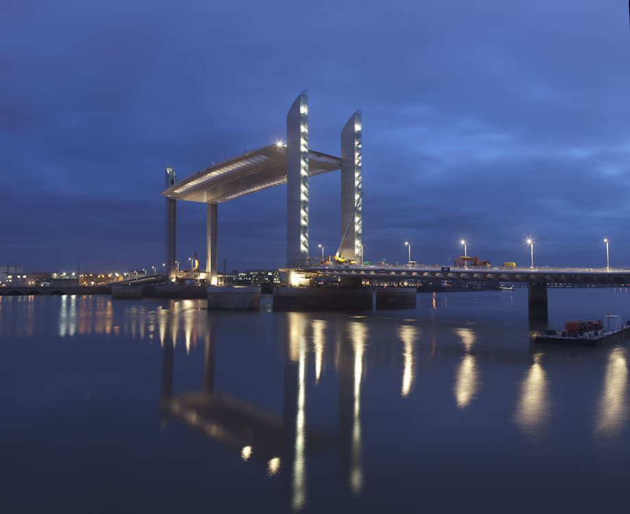 Pont chaban delmas richard nourry photographe - Pont chaban delmas inauguration ...