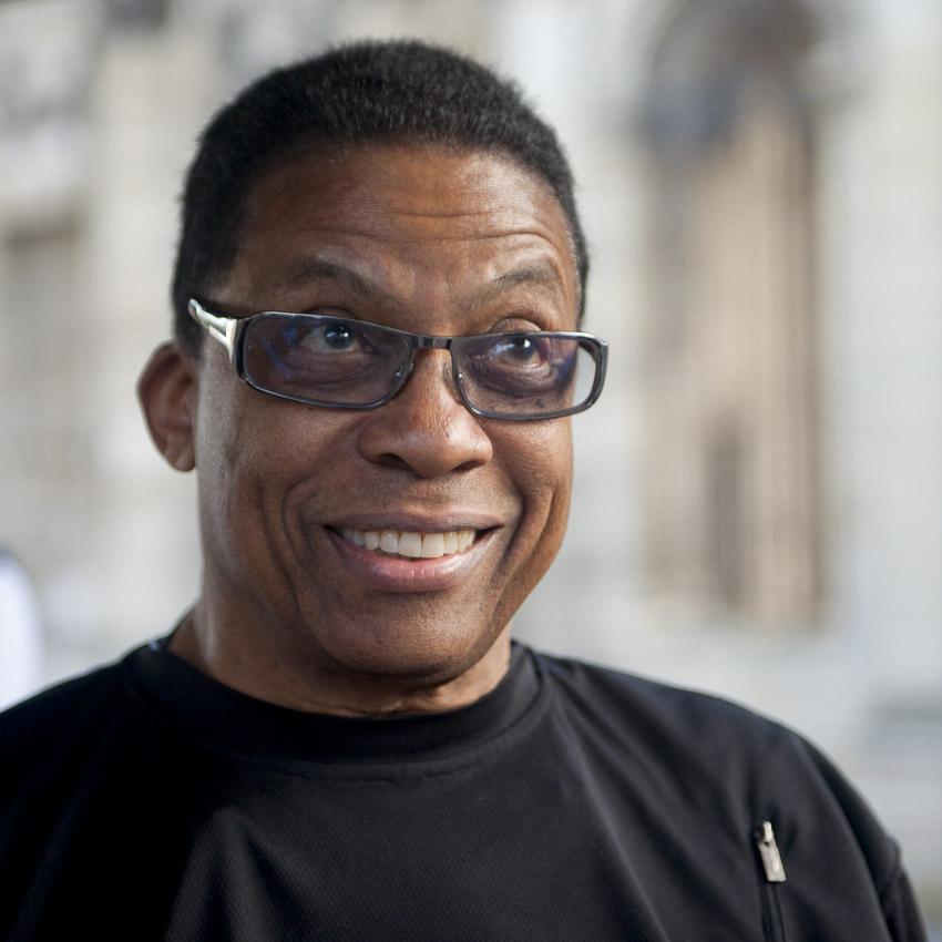 Herbie Hancock (piano)
