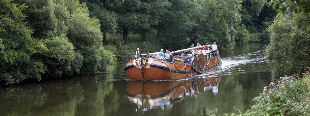 Livre 'Le canal de Nantes à Brest'