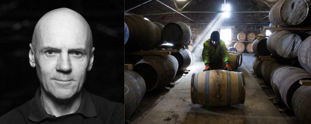 Distillerie Glen Moray à Elgin en Ecosse