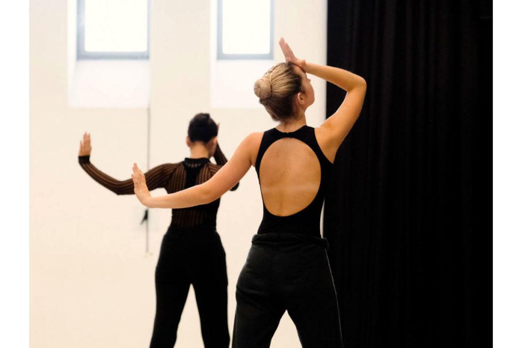 Conservatoire de Bordeaux Jacques Thibaud. Master-Classes danse Fabio Lopez